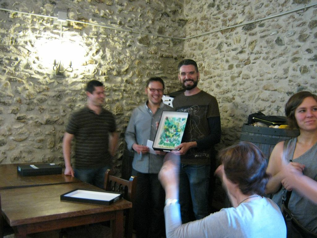 Premi a la jugada més valuosa per al Joan Montané.