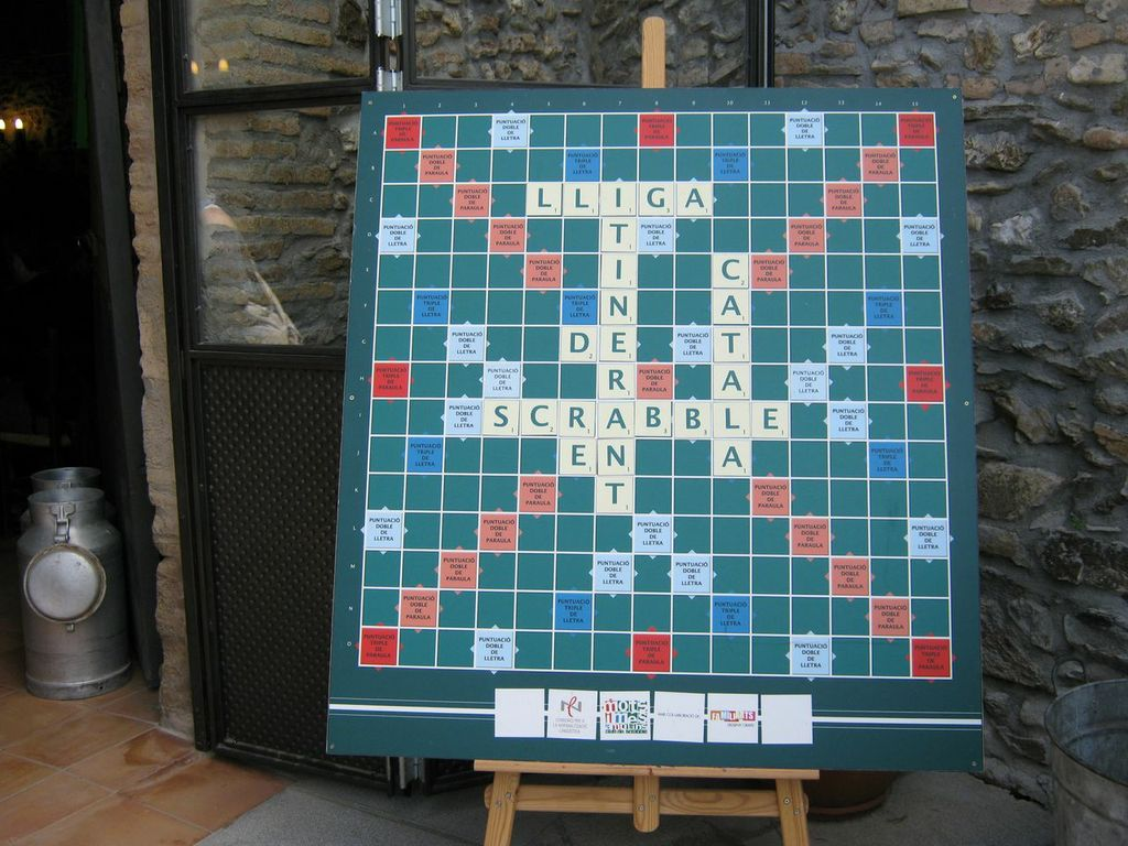 Lliga Itinerant de Scrabble en Català