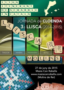 CARTELL-3a-LLISCA