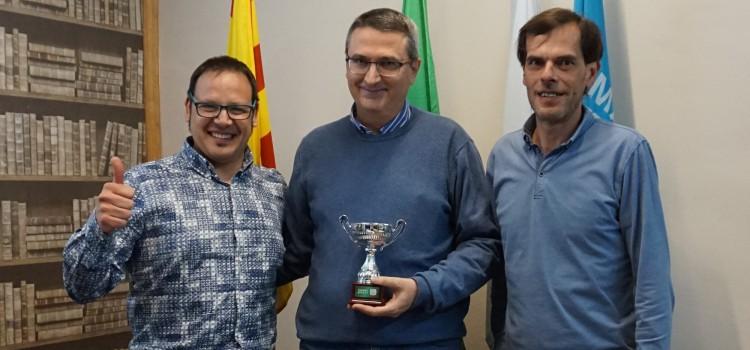 Carles Cassanyes guanya la 5a partida de la DISCA al Prat i es proclama campió de la 2a temporada