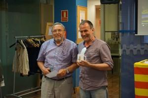 Jordi Pujol, premiat per la millor jugada