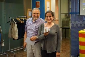 Marta Rovira, guanyadora del major nombre de Scrabbles