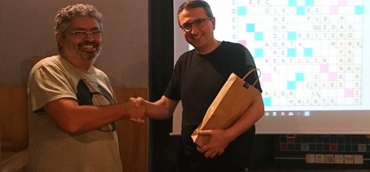 Carles Cassanyes guanya la DISCA de Molins