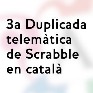 Maria Moll guanya la 3a Duplicada telemàtica de Scrabble en català